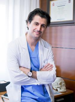 Doctor Isidoro Cortell. Director de la Clínica CIMIV.