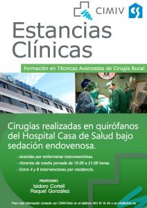 Estancias Cirugía Bucal